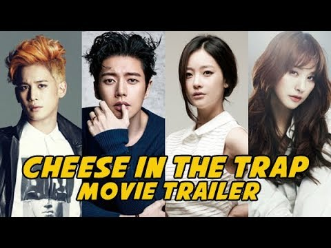 OFFICIAL TRAILER 'CHEESE IN THE TRAP' MOVIE