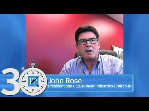 Where's the first place you should look for financing?  John Rose
