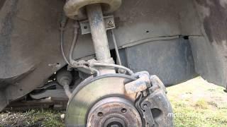 Замена стойки стабилизатора VW Sharan
