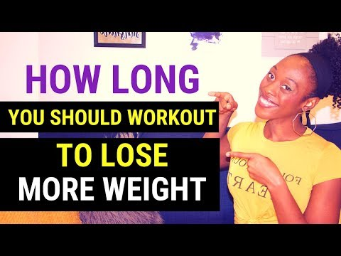 how-long-should-you-work-out-to-lose-weight