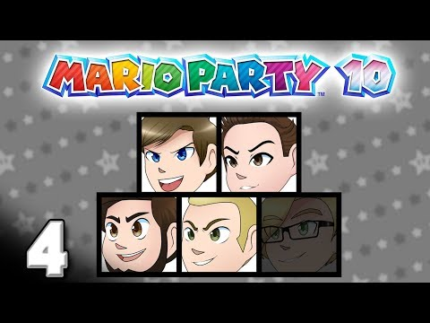 Mario Party 10: In Medias Res - EPISODE 4 - Friends Without Benefits