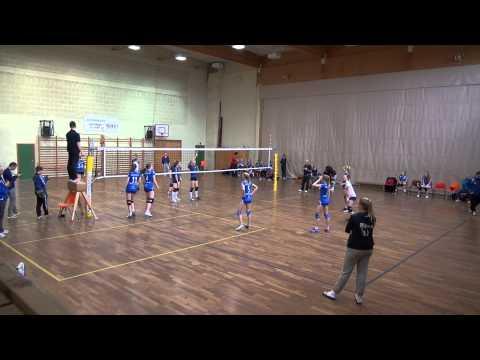 KFUM Volda - KSK NM JU17 2014 set 1 part 1