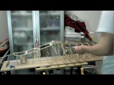 Alenia Aermacchi M-346  RC e-JET build #1