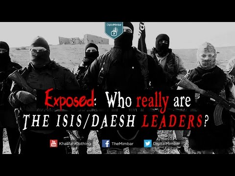 EXPOSED: Who really are the ISIS/Daesh LEADERS?