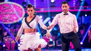 Georgia May Foote & Giovanni Pernice Jive to