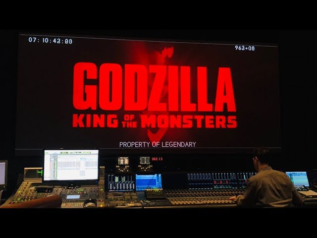 Godzilla King Of Monsters 2019 Officially Done