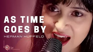 """As Time Goes by"" By Suelly Louzada 