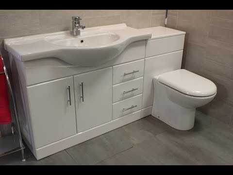Small Bathroom Vanity Sink Combo