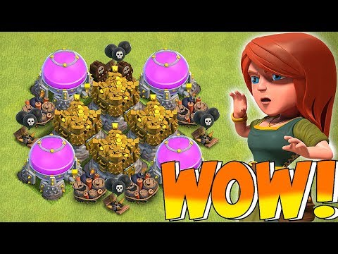 HIGHEST LOOT STOLEN | Clash of clans | November raids!!