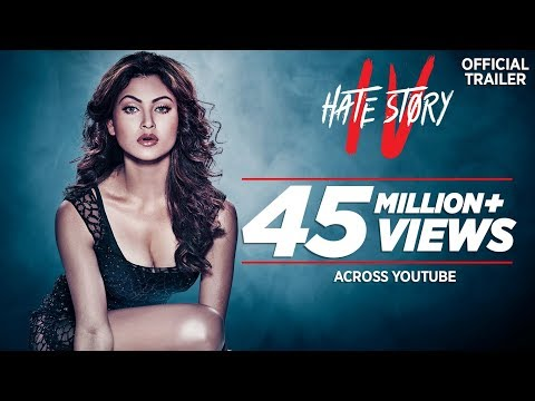 Official Trailer: Hate Story IV | Urvashi Rautela |...