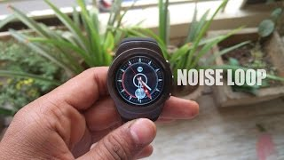 GO NOISE LOOP SMARTWATCH HANDS ON AND REVIEW #RGS