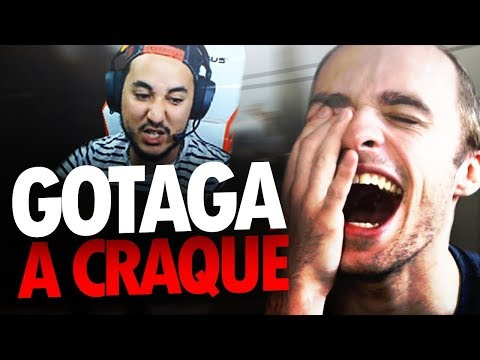 GOTAGA A CRAQUÉ ! (ft. Squeezie, Gotaga, Micka, Doigby)