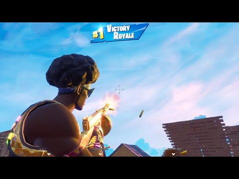 """Only OGs Remember This Fortnite Skin... """"FUNK OPS"""" SKIN GAMEPLAY Showcase (Season 1 Outfit)"""