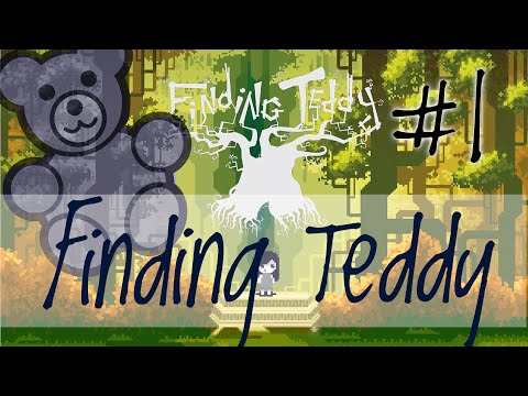 PLAY / Finding Teddy / #1 / Don't trust grey creatures! |