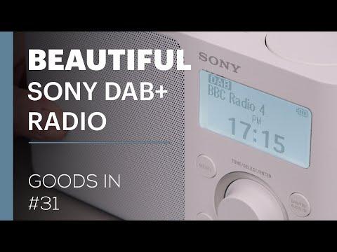 Goods In #31 - Sony XDR-S61D DAB/FM Digital Radio