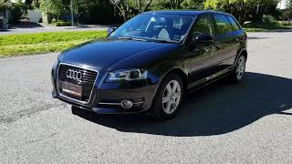 2011 Audi A3 Sports Pack 1.4TFSI