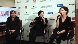 Ксения Раппопорт, публичные дискуссии проекта «Открытая библиотека»