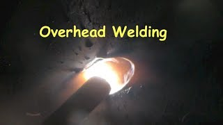 Overhead Welding 7018 vs Dual Shield Flux Core thumbnail