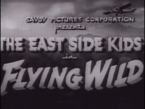 Flying Wild (1941) [Comedy] [Drama]