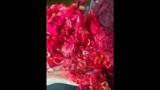 Spinning Fleece & Locks Demo/Promo