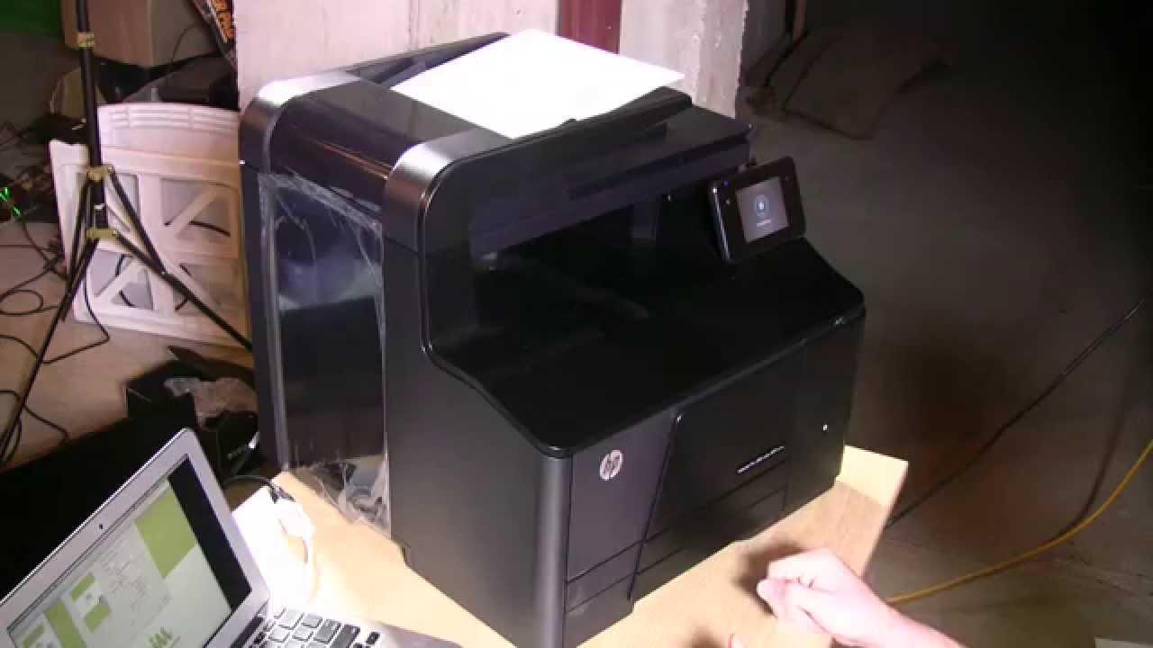 Hp Laserjet Pro 200 Color Mfp Printer Review M276nw