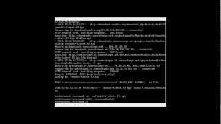 Урок 5. Загрузка и установка Moodle на Linux Server