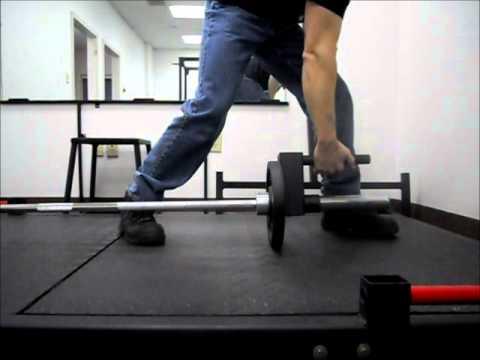 One Arm Row Handle For Landmine Grappler 33mm Handle