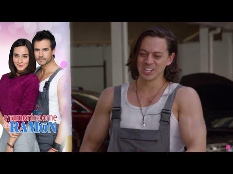 Ramón podría descubrir el fraude de 'Rulo' | Enamorándome de Ramón - Televisa