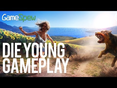 Die Young Gameplay - The Next Big Survival Horror?