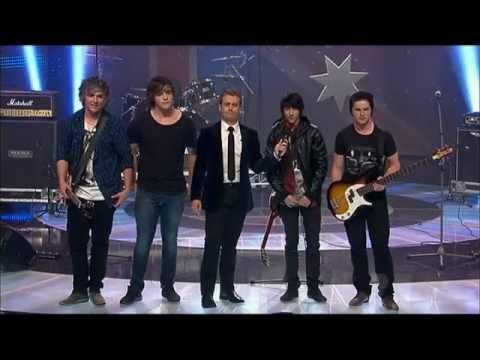 Australia's Got Talent 2011 - Uprising  (Check Yes Juliet)