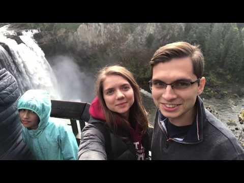 США Влог: Полина едет в Сиэтл на выходные