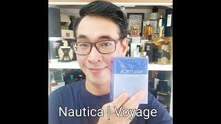 (Review Nước Hoa) Nautica Voyage - Đóa sen trên biển, ngon bổ rẻ vô cùng... (Đập hộp)
