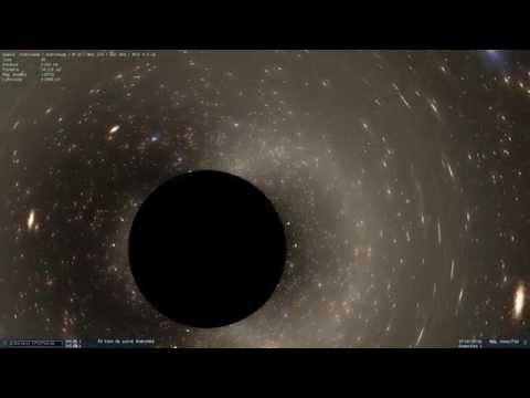 flying into black hole earth - photo #8