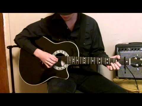 I Walk The Line Johnny Cash Guitar Cover Youtube