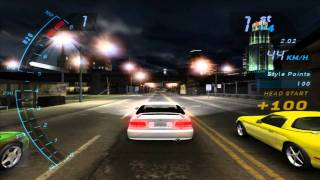 Need For Speed: Underground - Race #4 - The Perfect Shift (Drag)