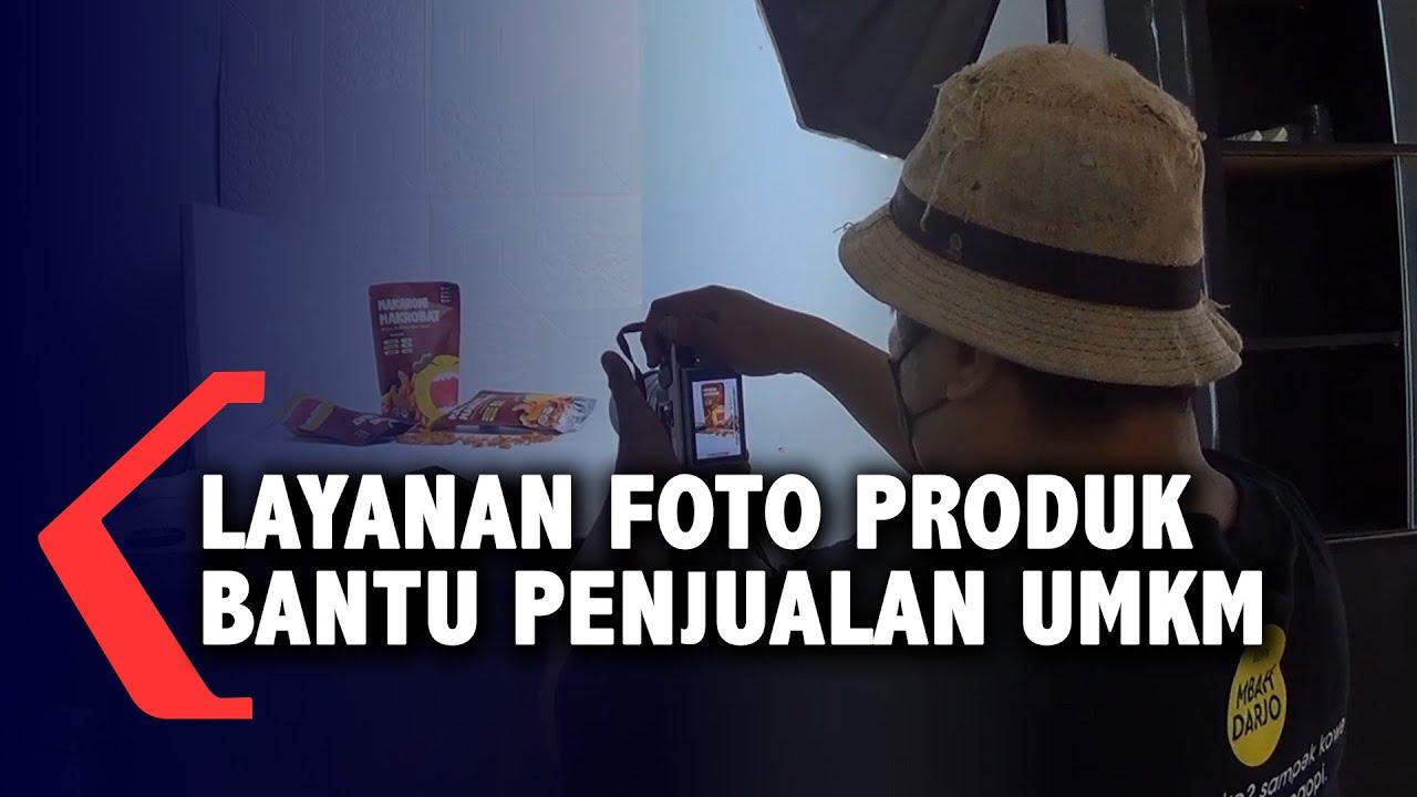 Layanan Foto Produk Gratis Untuk Mendongkrak Perekonomian UMKM
