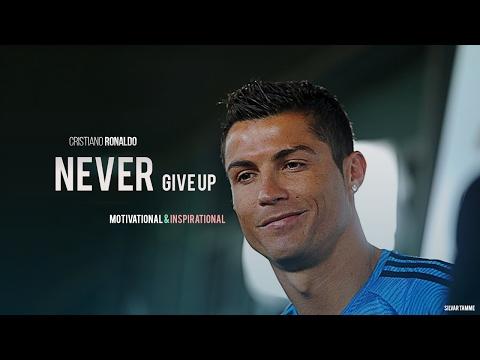 Cristiano Ronaldo – Never Give Up | Motivational & Inspirational | 2017