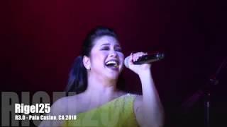 Regine Velasquez - R3.0 Pala Casino 2018 - Kailangan Ko