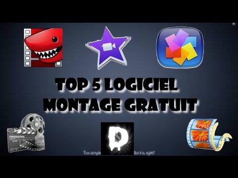 TOP 5 LOGICIELS DE MONTAGE VIDEO GRATUIT - DIXIZZ