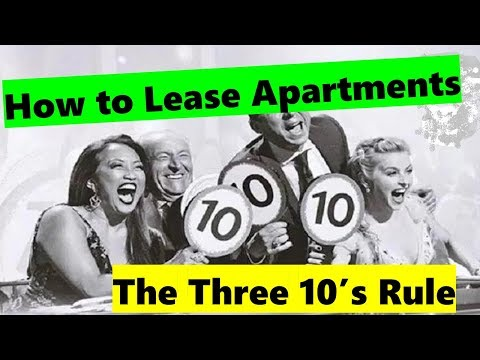 How to Lease Apartments | Leasing University | Vlog 1
