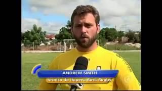 Rock Rugby Itapeva na TV Tem