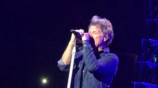 Bon Jovi Always Greenville Soundboard