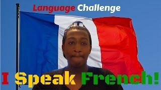 language challenge i speak french