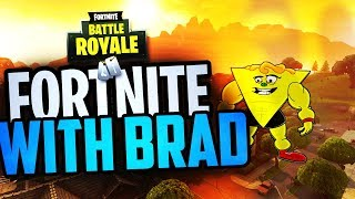 Can We Win? in Fortnite Battle Royale (w/ TheRadBrad)