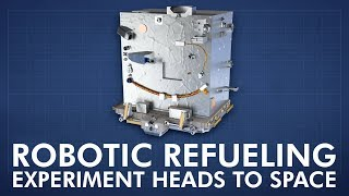 Robotic Refueling Experiment Heads to Space