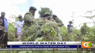 Celebrations held to mark World Water Day