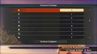 Keyboard Setting(PC)For Naruto Shippuden : Ultimate Ninja Storm 4(Best Settings)