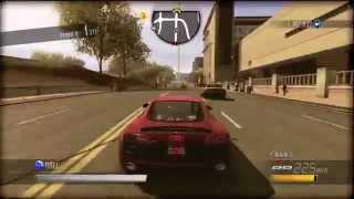 Driver: San Francisco | Audi R8 V10 Gameplay [Xbox 360 | PS3 | PC] [HD]
