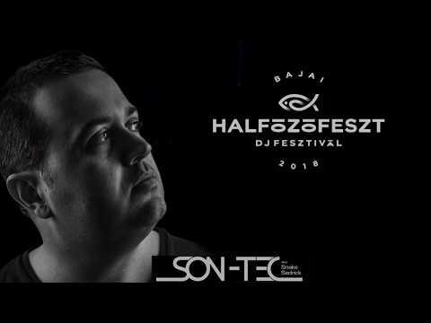 SON-TEC aka Snake Sedrick LIVE | Halfőzőfeszt Baja | Hungary | 14.07.2018