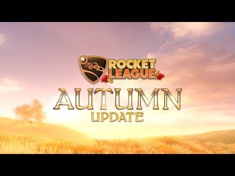 Rocket League® - Autumn Update Trailer